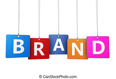 Brand Marketing Concept