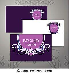 brand name frame logo