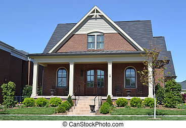 Brand New Brick House