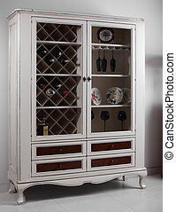 brand new bright cabinet - stylish and brand new bright...