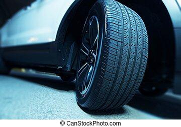 Brand New Car Tire