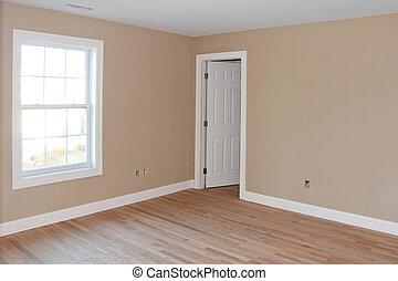Brand New Room Interior