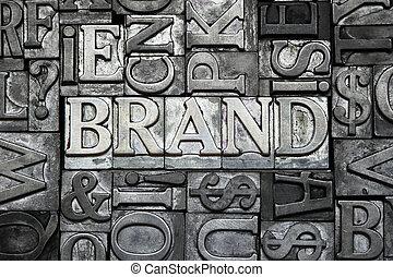 brand type