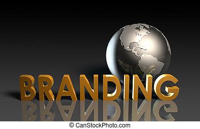 branding, global