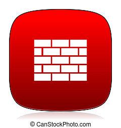 brandmauer, ikone