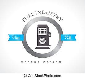 brandstof, industrie