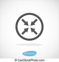 BRAS Icon - Isolated Vector Illustration