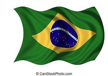 brasil, bandera nacional