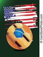 brasil, eua, wm, 2014, mundo, futebol