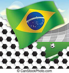brasil, fútbol