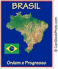 brasil, lema