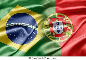 brasil, portugal