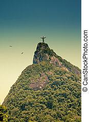 brasil, río, de, corcovado, janeiro