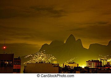 brasil, río, de, ipanema, janeiro