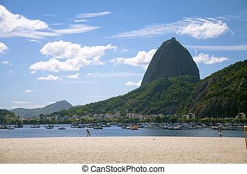brasil, río, de, -, janeiro