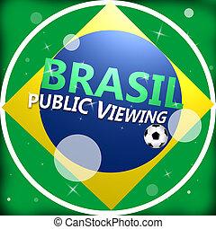 brasil, világbajnokság, jel