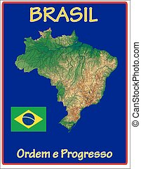 brasile, motto