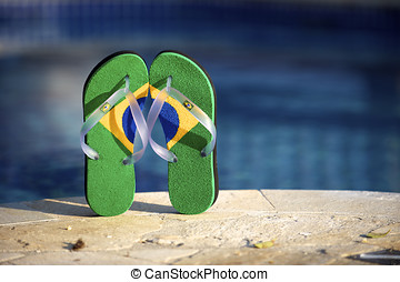 brasileiro, flipflop