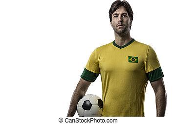 brasileiro, jogador futebol