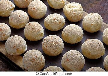brasileiro, lanche, queijo, pão