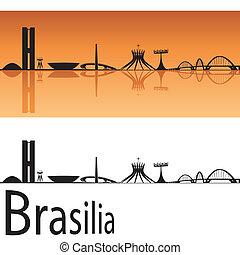 brasilia, contorno