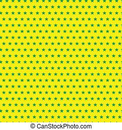 brasilien, seamless, gelbes grün, hintergrund, 2014