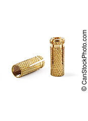 Brass collets