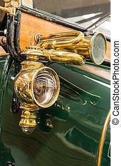 Brass Side Light Lamp