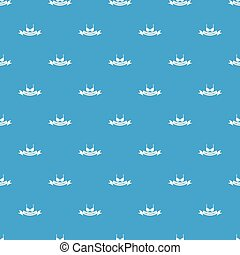 Brassiere summer pattern vector seamless blue repeat for any...