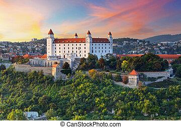 Bratislava castle, Slovakia - Bratislava castle