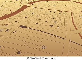 brauner, streetmap