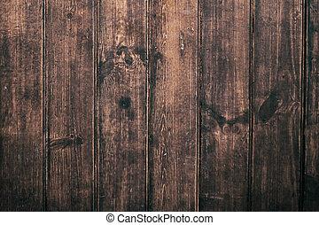 brauner, weich, holz, oberfläche, als, hintergrund, hölzernes gewebe, planken