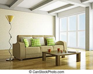 brauner doors haus garage luxus au en spalten stockfoto bilder und foto clipart. Black Bedroom Furniture Sets. Home Design Ideas