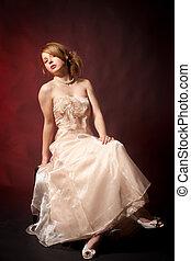 Braut - kleid