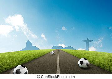 brazília, út