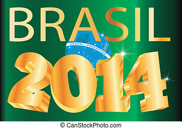 brazília, 2014, wm, futball