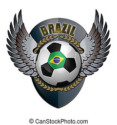 brazília, címer