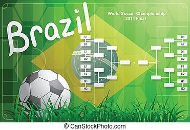 brazília, fifa, bajnokság, lovagi torna