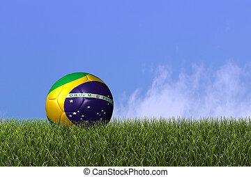 brazília, focilabda