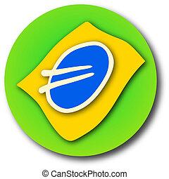 brazília, ikon