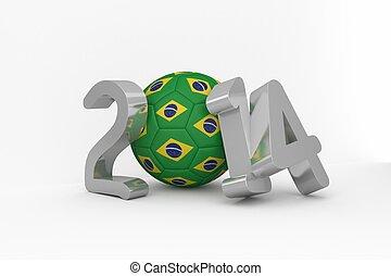 brazília, világbajnokság, 2014