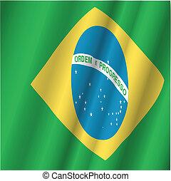 brazil 旗