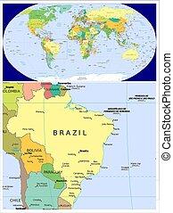 Brazil and World