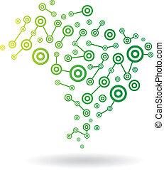 Brazil Bullet Networking logo