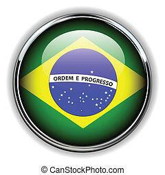 Brazil button