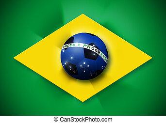 brazil lobogó, focilabda