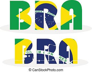 brazil lobogó, rejtvény