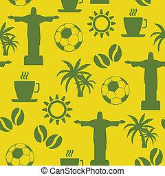 Brazil pattern