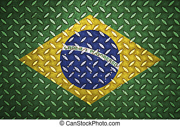 Brazil Seamless steel diamond plate