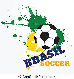 brazil soccer game